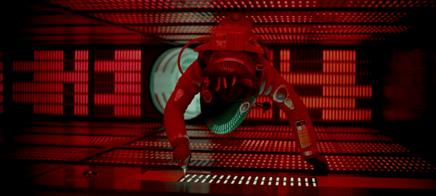 Hardware UI - 2001 A Space Odyssey