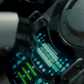 Cockpit UI - Total Recall (2012)