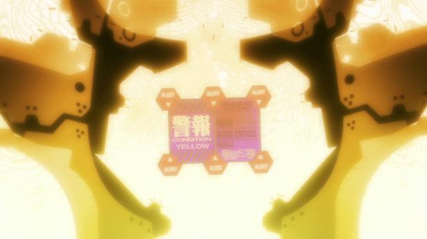Status UI - Evangelion
