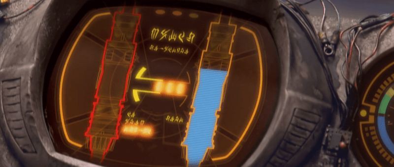 Warning UI - Star Wars: Episode I – The Phantom Menace