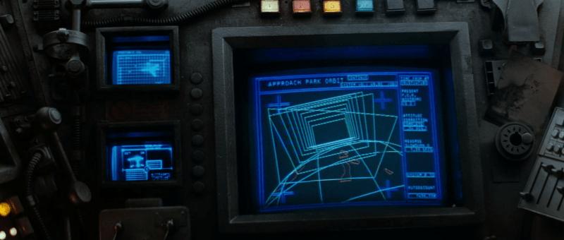 Navigation UI - Alien