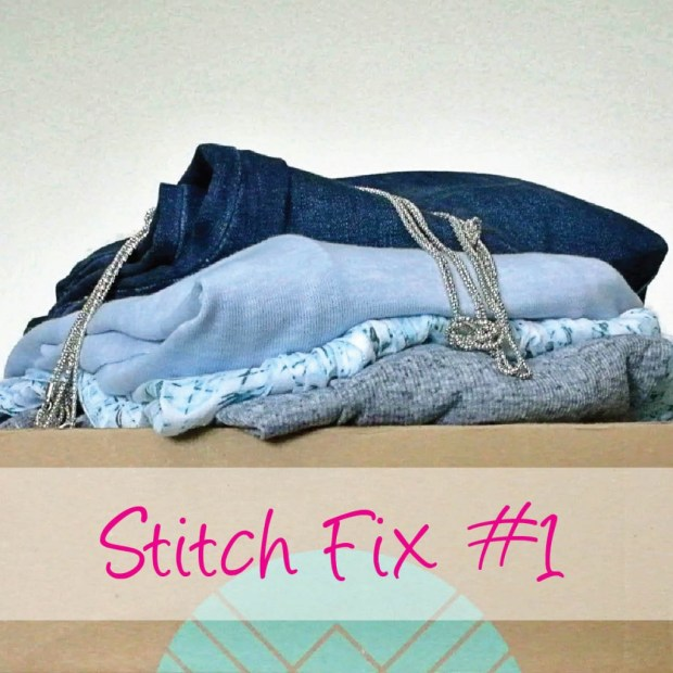 May 2015 Stitch Fix