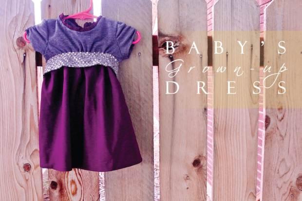 Grownup Baby Dress