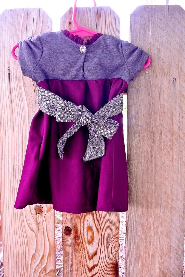 dress back copy