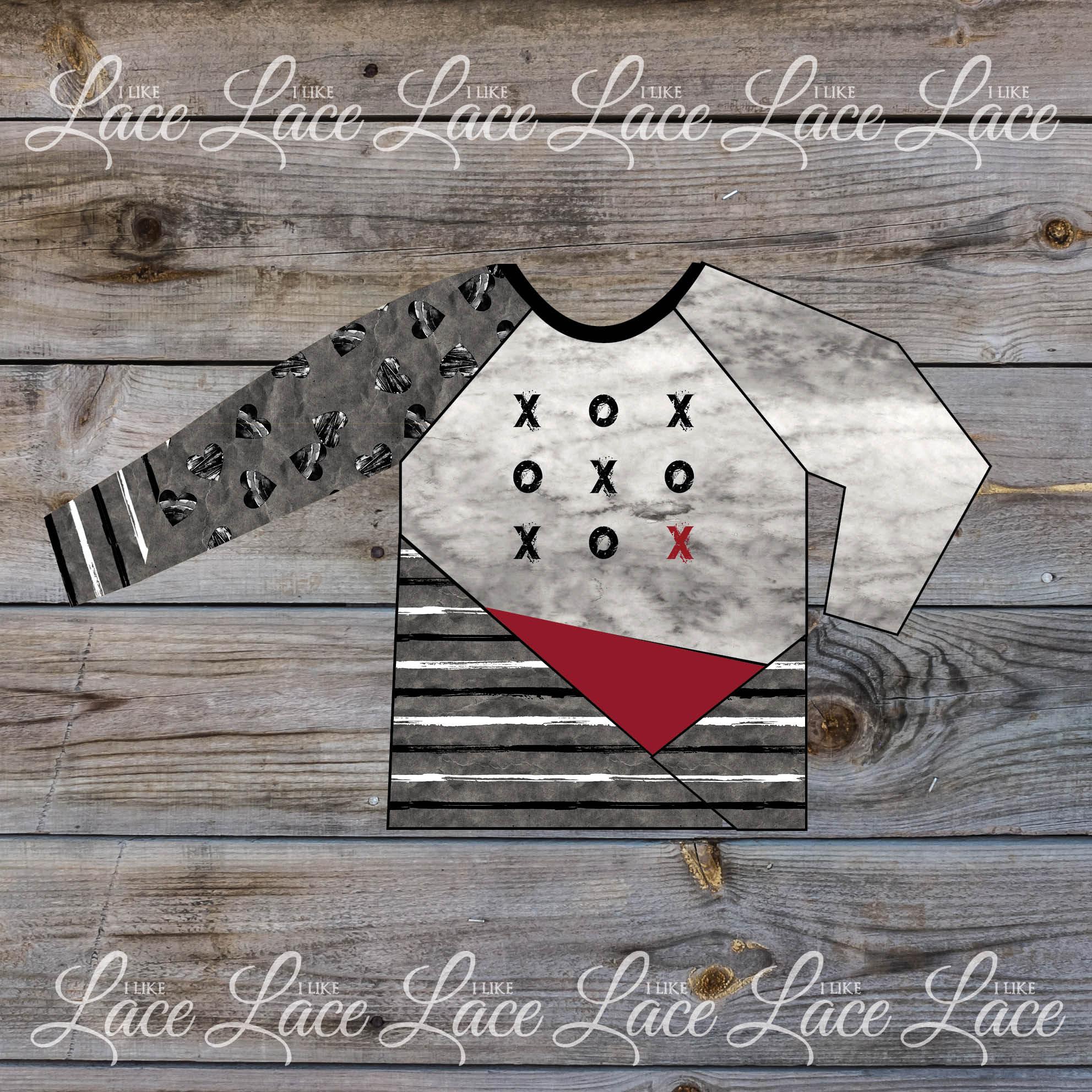 x kite shirt
