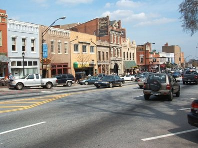 Downtown Broad Street