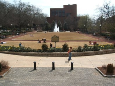 Herty Field on North Campus