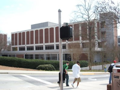 Grady College of Journalism (before renovations)