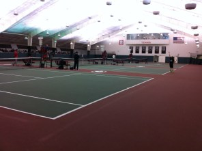 Lindsey Hopkins Indoor Tennis Stadium