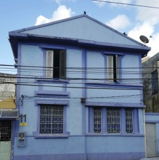 Club 11 full front for most popular gay sauna in Salvador