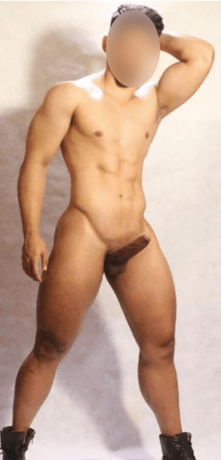 Renzo from Soy Tuyo for gay escorts from the real south