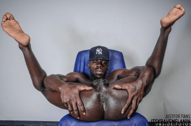 how to eat ass krave melanin ass