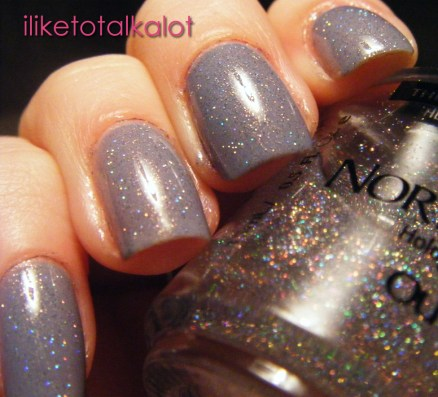 OPI I dont give a rotterdam with holo sparkle 2