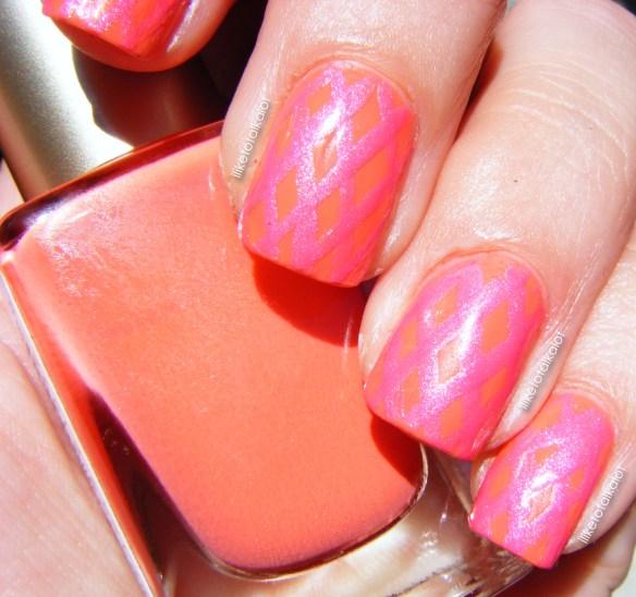 loreal tangerine crush summer fishnets iliketotalkalot 6