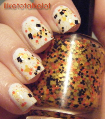 iliketotalkalot rainbow polish monarch 1
