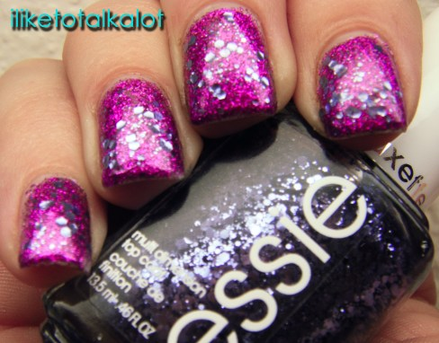 illiketotalkalot glitter bomb nails 2