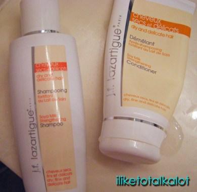 jf lazartigue soy milk strengthening shampoo