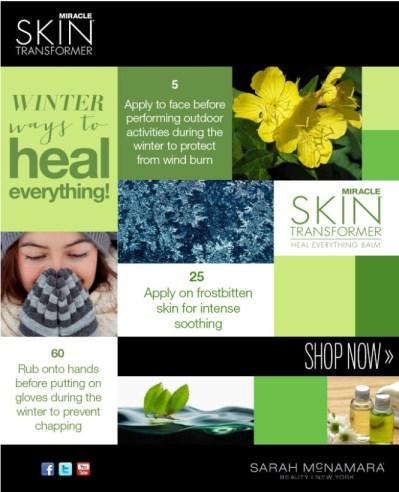 miracle skin transformer healing balm