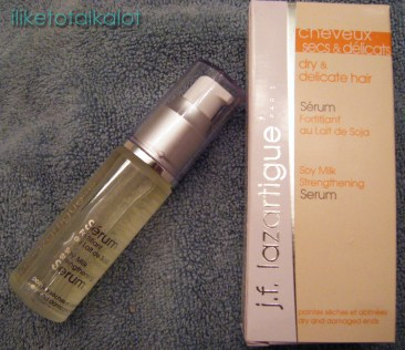soy milk strengthening serum lazartigue iliketotalkalot
