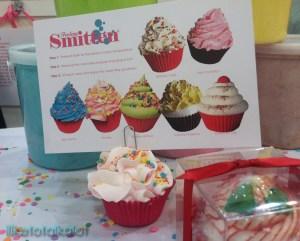 feeling smitten cupcake
