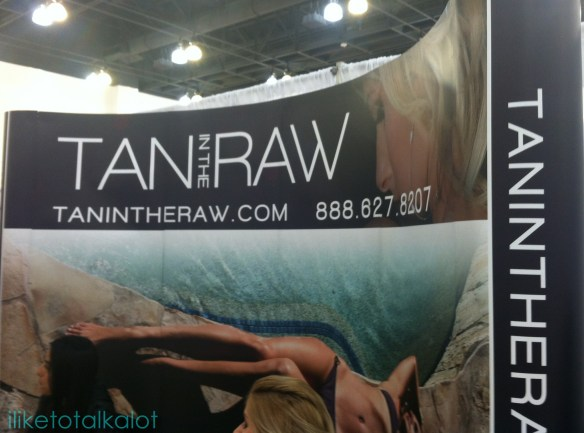 tan in the raw