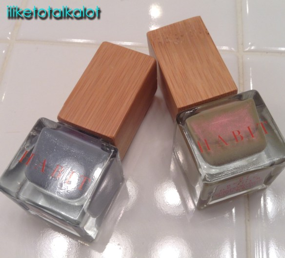 habit cosmetics nail polish belle de jour sunsent boulevard iliketotalkalot