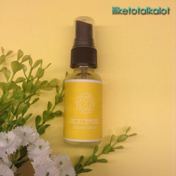 healanah healing spray happy iliketotalkblog iliketotalkblog