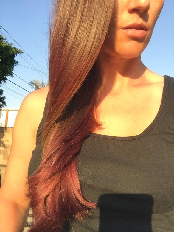 colorsmash hair spray review by iliketotalkblog