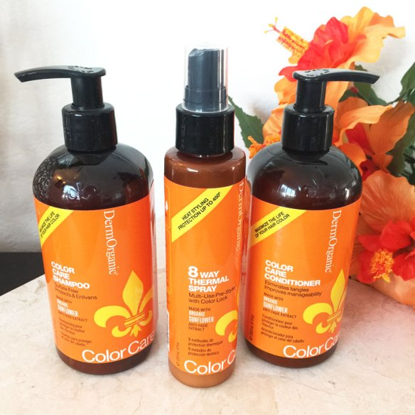 dermorganic color care collection review by iliketotalkblog