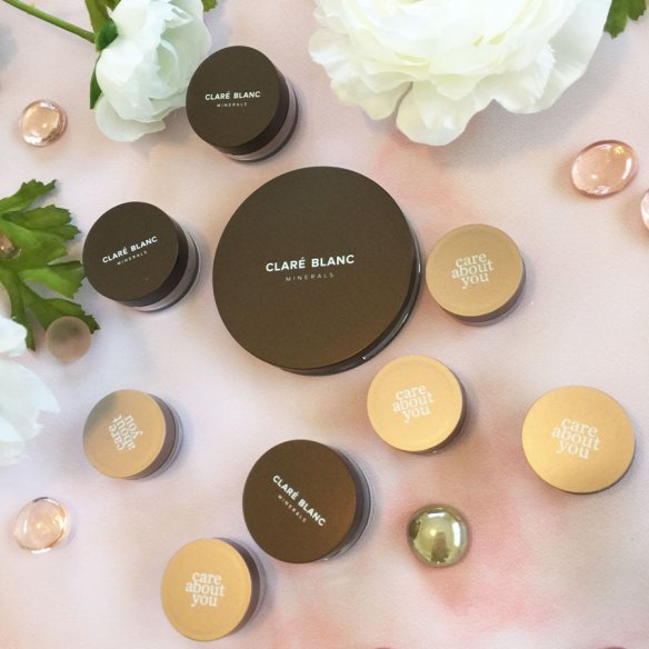 clare blanc mineral makeup review by iliketotalkblog