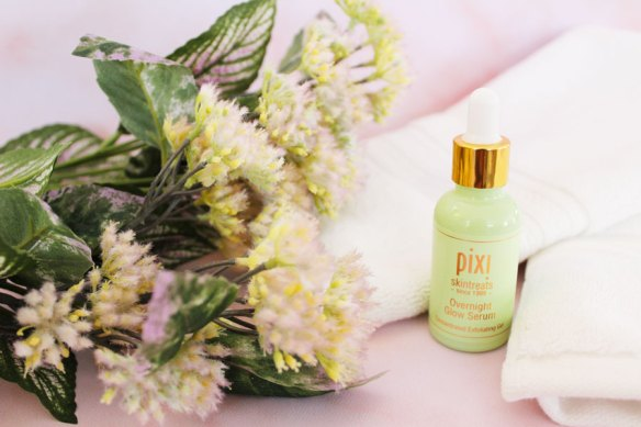 pixi beauty glycolic skincare review by iliketotalkblog