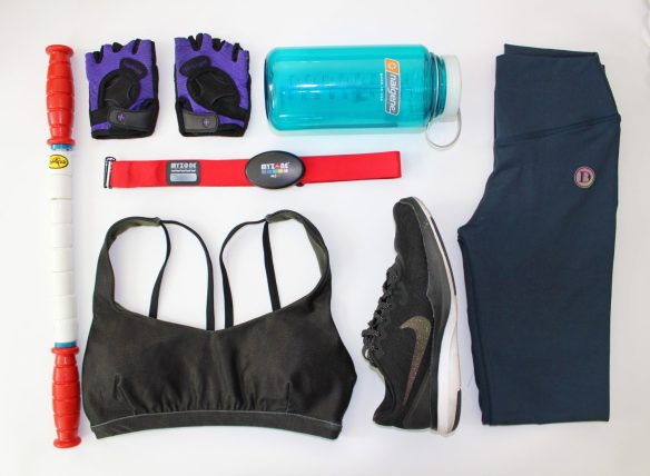 My Fitness Essentials by Iliketotalkblog