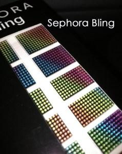 sephora bling
