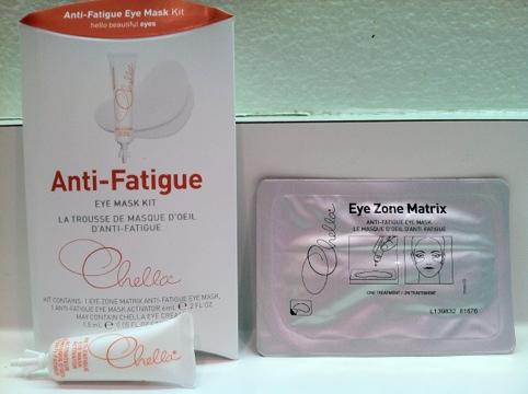 anti fatigue eye mask