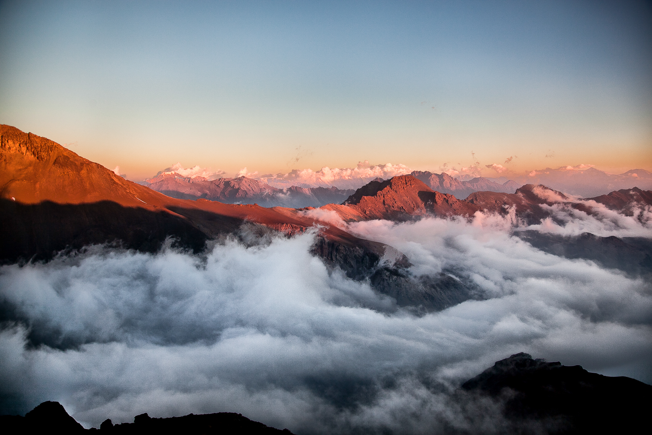 Daily Wallpaper: Andes, Chile | I Like To Waste My Time