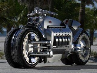 Sepeda Motor Tercepat di Dunia