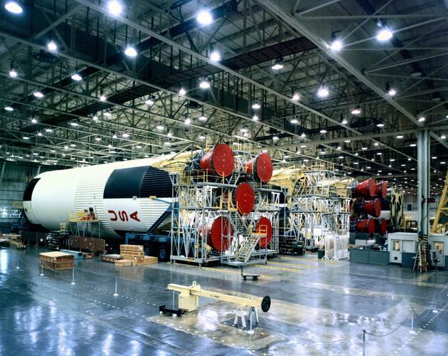 Saturn V modules