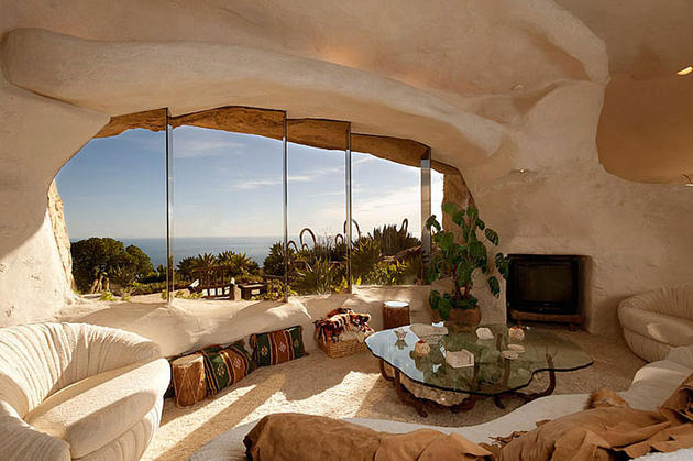Real Flintstones Inspired Home in Miami
