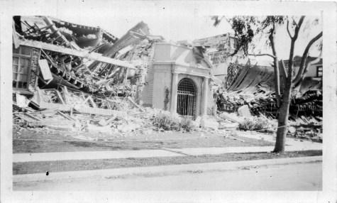 March 1933 quake