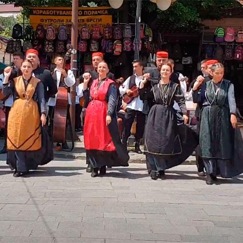 """На пладне во чаршија – """"Матија Губец"""" Карловац , Хрватска"""