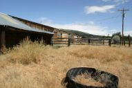 Horse Barn Corral