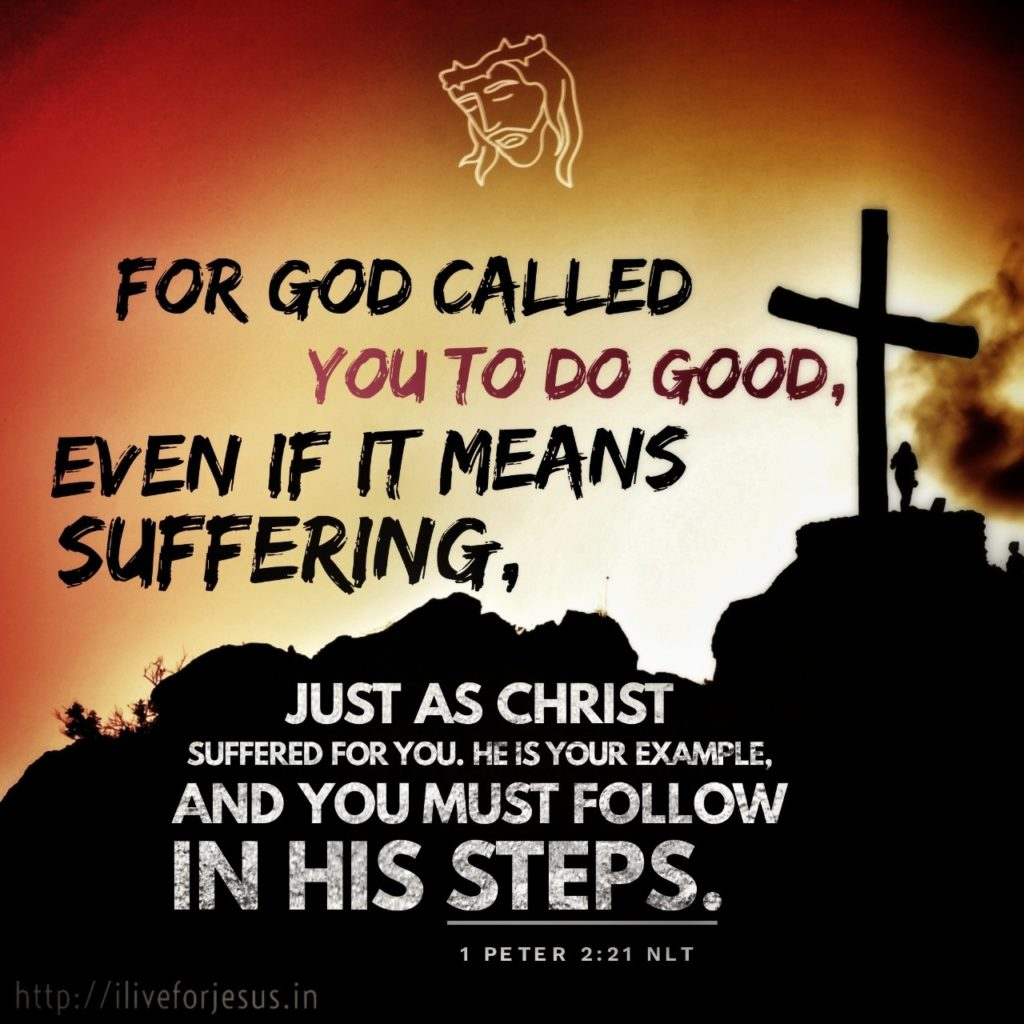 1 peter 2 – I Live For JESUS !