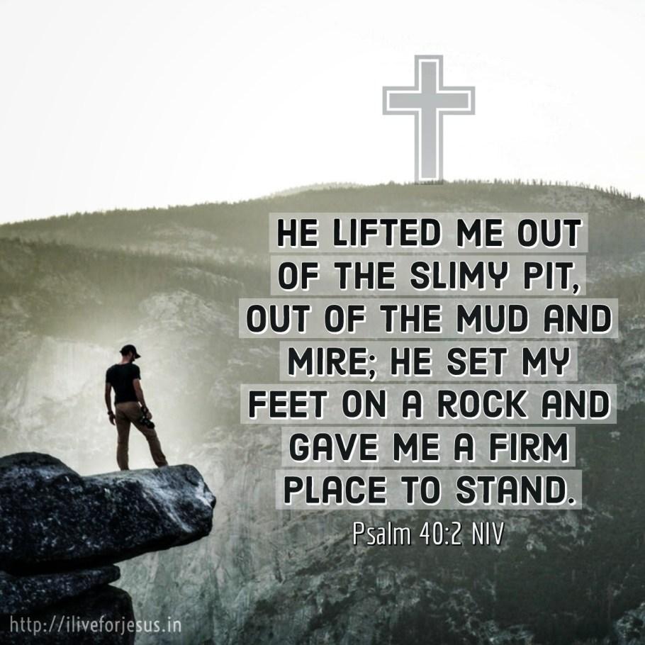 psalm 40:2 Archives - I Live For JESUS !