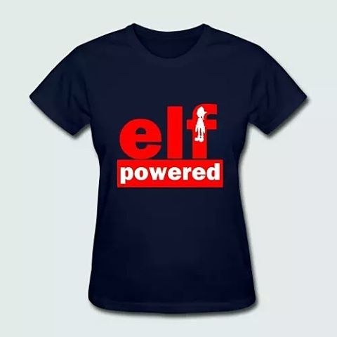 Are you elf powered? #Christmas #ilivelifeillilivelifeill.com#joy #holiday #merry #cute #fashion #mensfashion #womenfashion #girl #guy #shop #online #sale #store #family #friend #business #website #funny #shirt #apparel #accessories #cheer