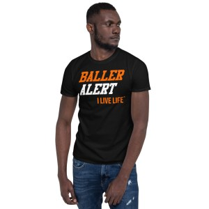 Baller Alert Basketball Tshirt from ilivelifeill.com