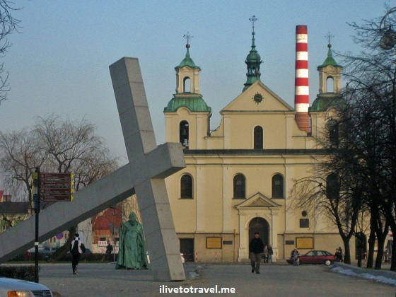 St. Zygmunt Church in Czestochowa, Poland
