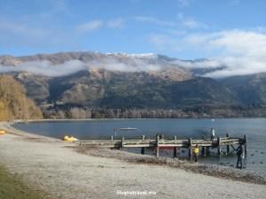 Wanaka southern island New Zealand lake mountains travel nature outdoors explore Canon EOS Rebel