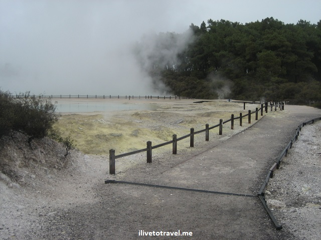 Geothermal, New Zealand, Taupo, colorful, Canon EOS Rebel, travel, photo