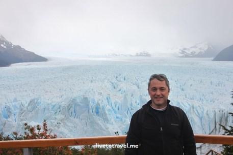 Perito Moreno Glacier in Patagonia near El Calafate, Argentina