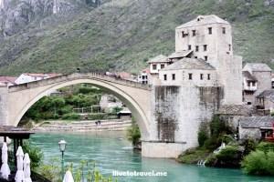 A Day Trip in the Balkans:  Mostar, Bosnia Herzegovina